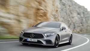 Mercedes CLS w zupełnie nowej odsłonie