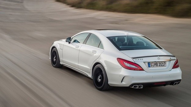 Mercedes CLS63 AMG /Mercedes
