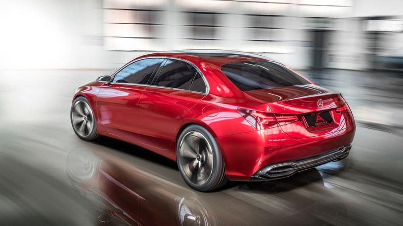 Mercedes Concept A Sedan /