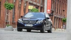 Mercedes E 350 BlueTEC 4MATIC Kombi Avantgarde - test
