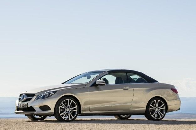 Mercedes E cabrio /