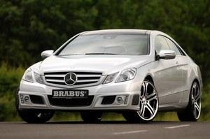 Mercedes E coupe od Brabusa