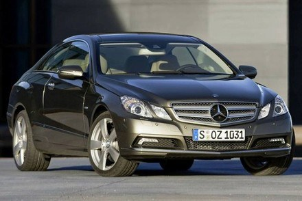 Mercedes E coupe /