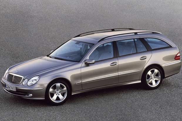 Mercedes E-klasa Estate (kliknij) /INTERIA.PL