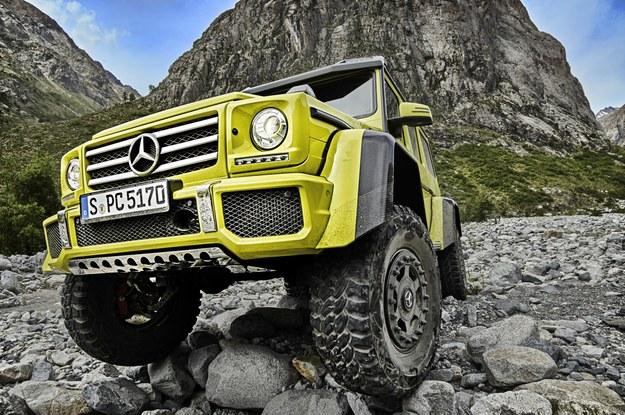 Mercedes G 500 4x4² /Mercedes