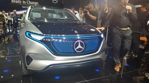 Mercedes Generation EQ. Takie będą auta elektryczne