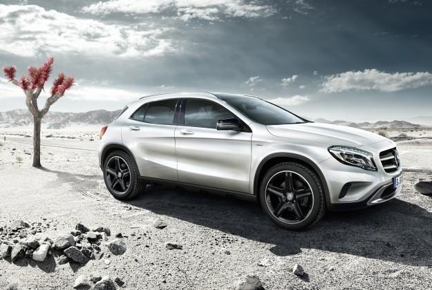 Mercedes GLA Edition 1 /