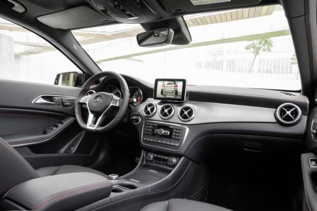 Mercedes GLA /PAP