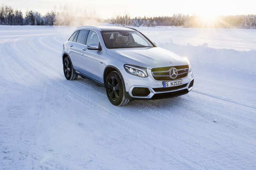 Mercedes GLC F-CELL /