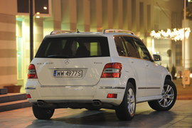 Mercedes GLK (2008-2015)