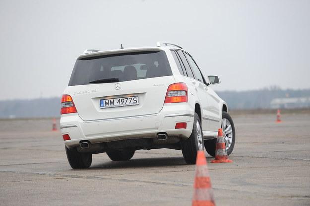 Mercedes GLK /Motor