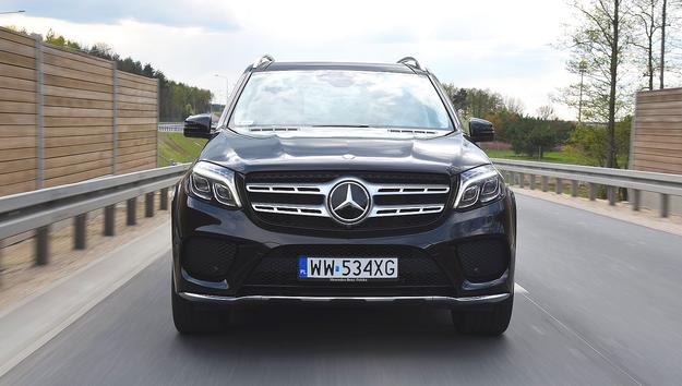 Mercedes GLS /Motor