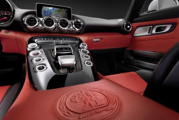 Mercedes GT /