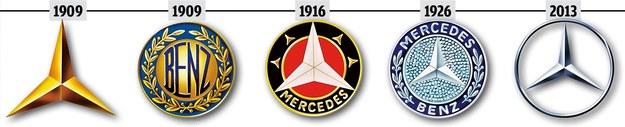 MERCEDES gwiazda, która świeci wszędzie /Mercedes