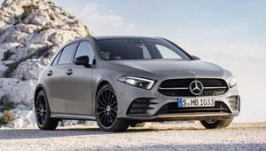 Mercedes klasy A - oto czwarta generacja