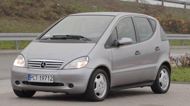 Mercedes klasy A W168 (1998-2004) /Motor