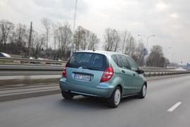 Mercedes klasy A W169 (2004-2012)