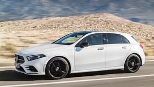 Mercedes klasy A wyceniony w Polsce
