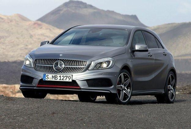 Mercedes klasy A /
