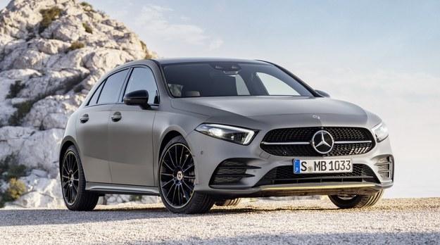 Mercedes klasy A /Mercedes