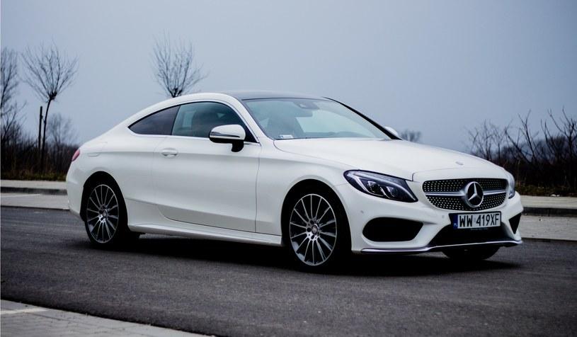Mercedes klasy C coupe - czy takie modele znikną z rynku? /INTERIA.PL