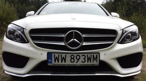 Mercedes klasy C.  Przejaw eleganckiego umiaru