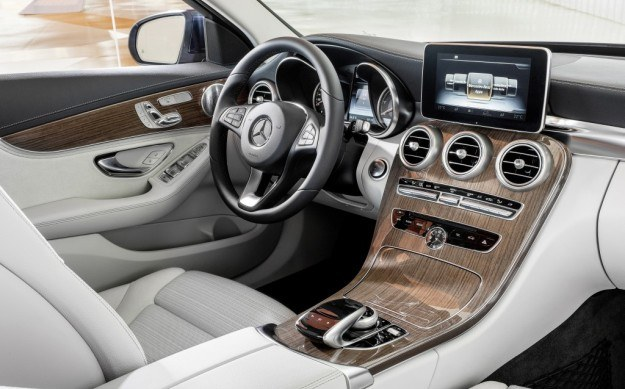 Mercedes klasy C (W205) /Mercedes