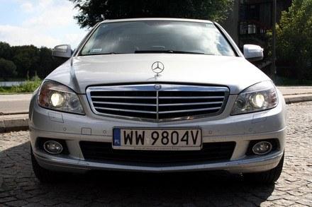 Mercedes klasy C znalazł się w finale / Kliknij /INTERIA.PL