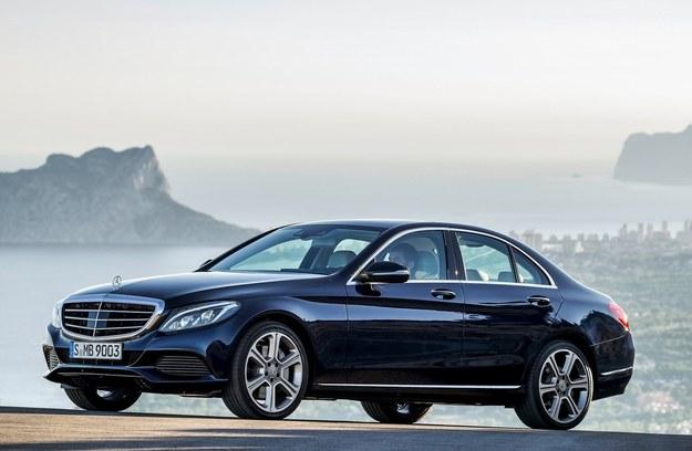 Mercedes klasy C /Mercedes