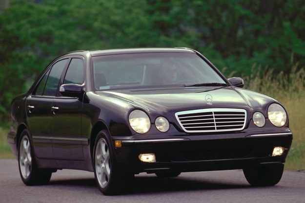 Mercedes klasy E W210 /