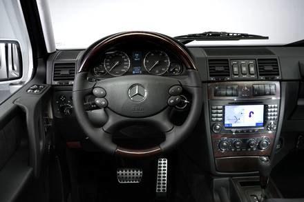 Mercedes klasy G / Kliknij /INTERIA.PL