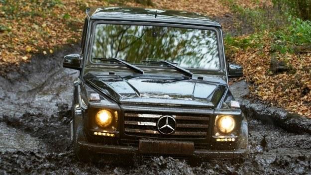Mercedes klasy G (W 463) /Mercedes
