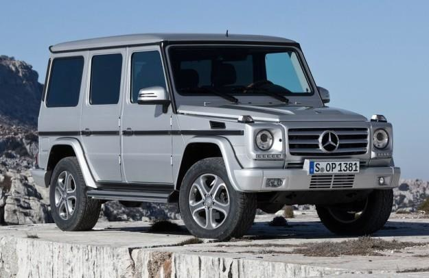 Mercedes klasy G /