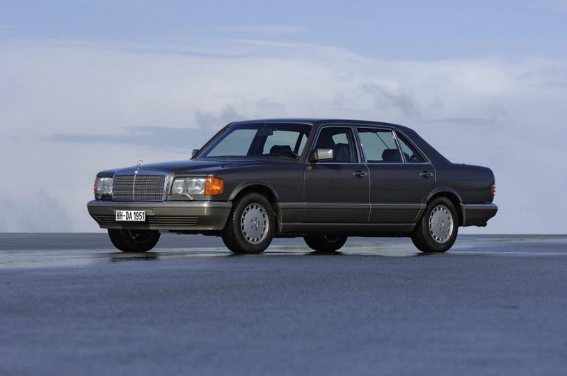 Mercedes klasy S (W126) /