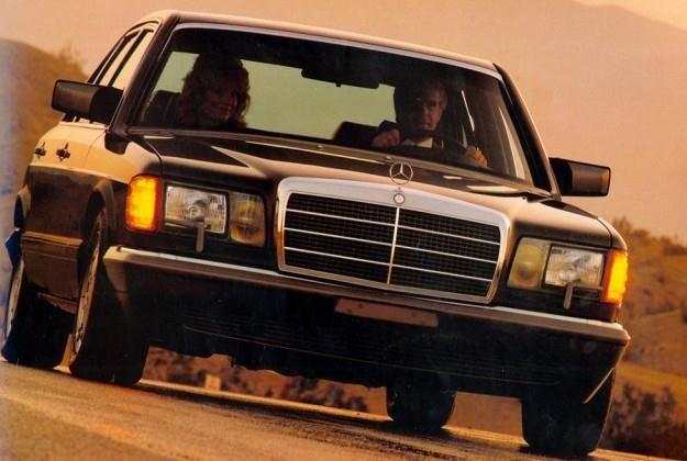 Mercedes klasy S /