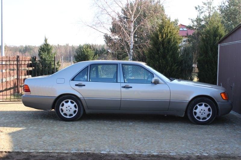 Mercedes klasy S /INTERIA.PL