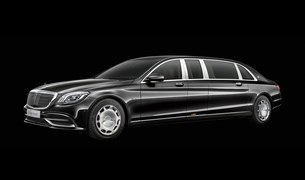 Mercedes-Maybach Pullman S 650