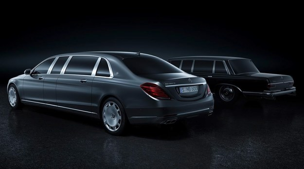 Mercedes-Maybach Pullman /Mercedes