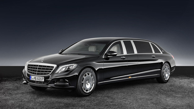 Mercedes-Maybach S 600 Guard /Mercedes