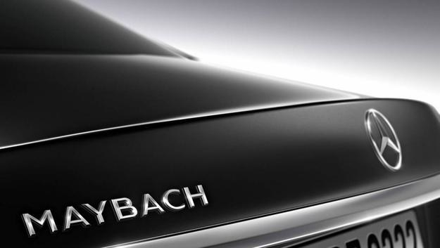Mercedes-Maybach S 600 /Mercedes