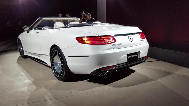 Mercedes-Maybach S 650 Cabriolet /magazynauto.pl