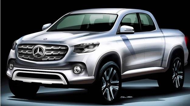 Mercedes pick-up /Mercedes