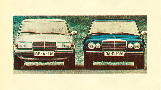 """Mercedes przez najbliższe 50 lat pozostawać będzie wierny charakterystycznej sylwetce """"chłodnicy"""". Za to wycieraczki ujednolicono z innymi samochodami. /Mercedes"""