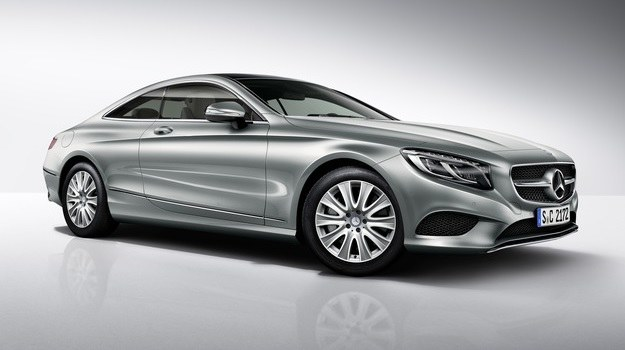 Mercedes S 400 Coupe /Mercedes