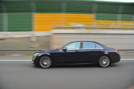 Mercedes S 560 4Matic L