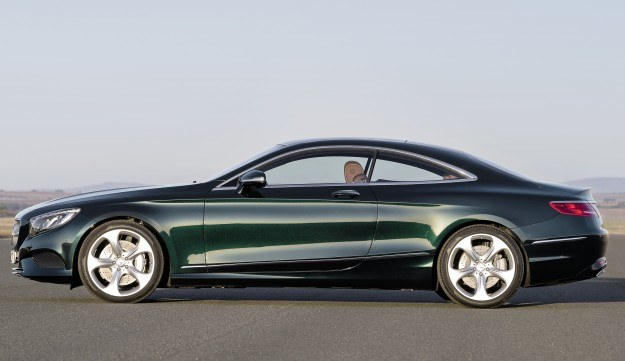 Mercedes S Coupe /