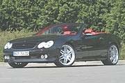 Mercedes SL 600 BRABUS /INTERIA.PL