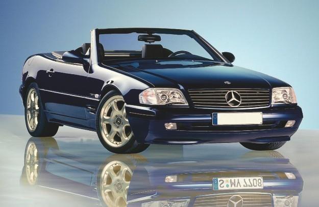 Mercedes SL /