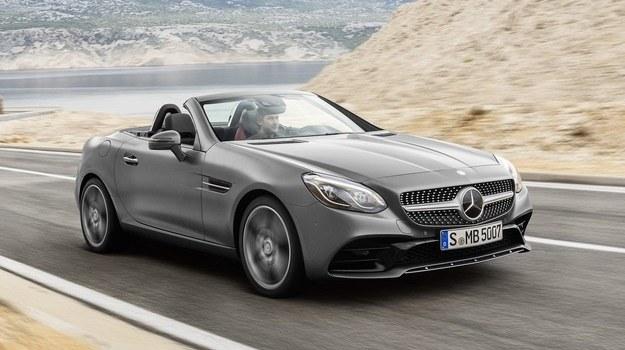 Mercedes SLC /Mercedes