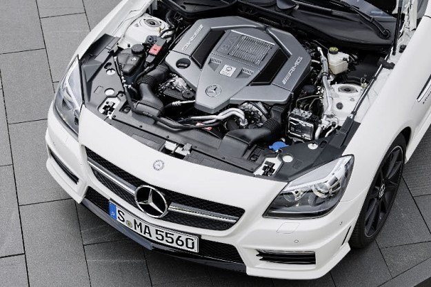 Mercedes SLK AMG /INTERIA.PL